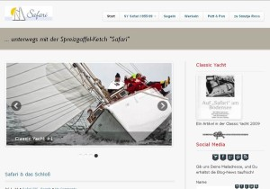 zur Website der Safari